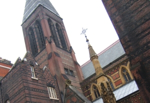All Saints, Margaret Street, Fitzrovia