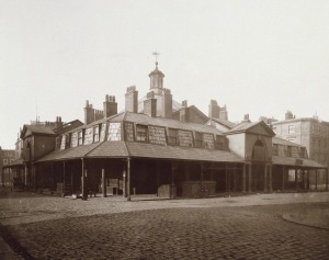 Picture of Oxford Market building