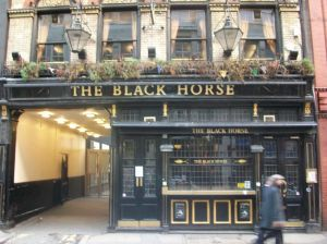 Horse trading. The Black Horse pub was bought by London & Central Estates from Mitchells & Butlers for £1.95m
