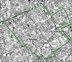 Bloomsbury Ward