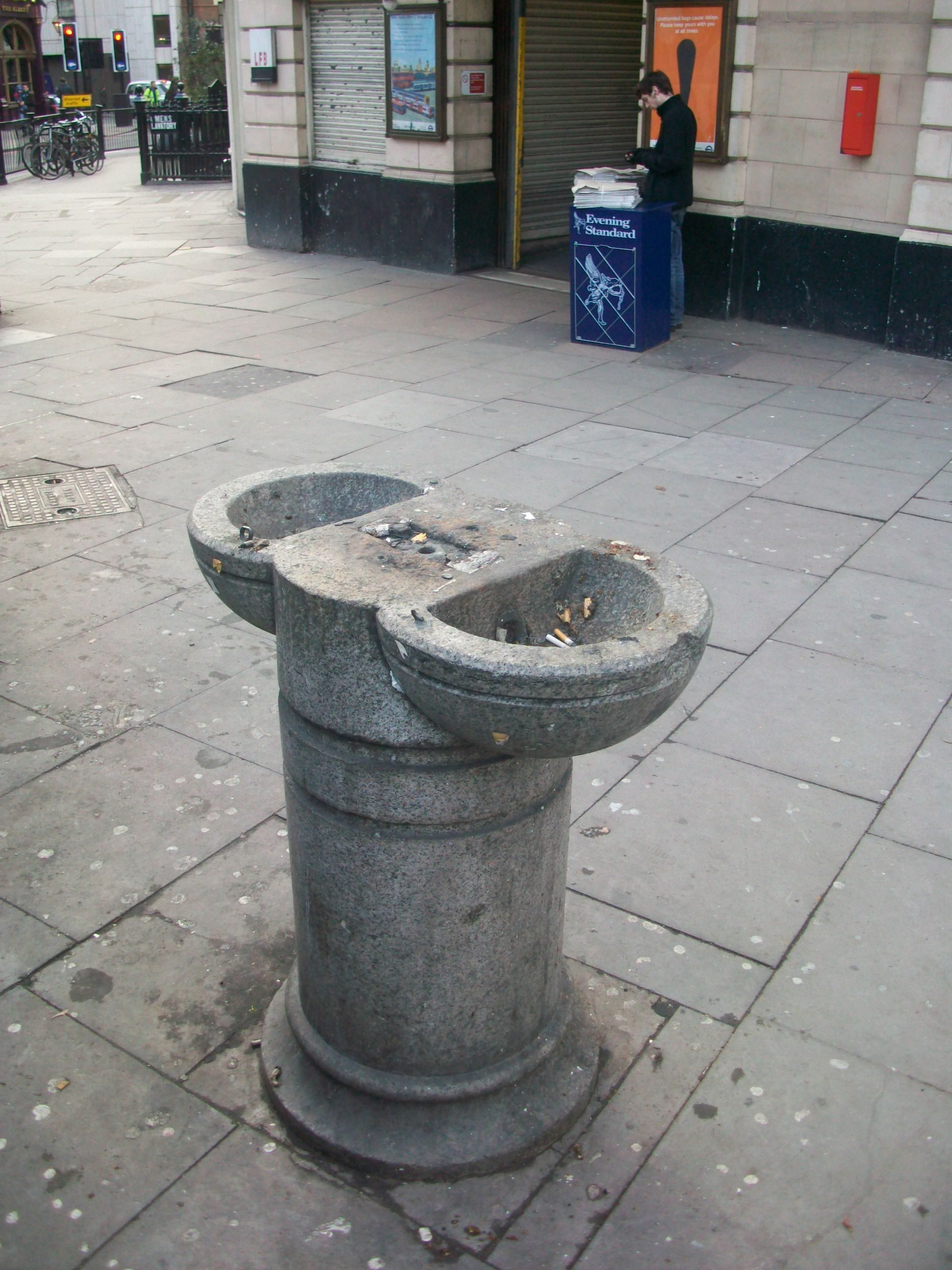 Drinking Fountains Could Return To West End Fitzrovia News
