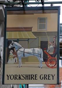 Yorkshire Grey, 46 Langham Street (corner of Middleton Place)