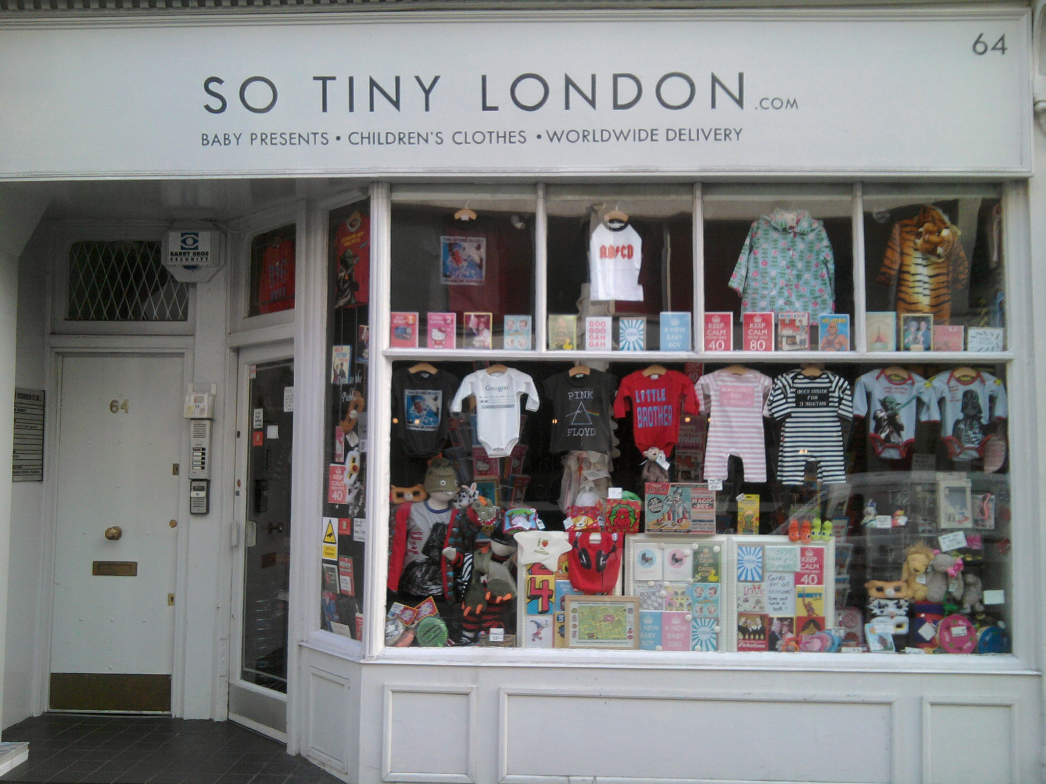 Baby Clothing Shops