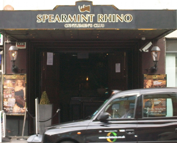 Spearmint Rhino events and tickets