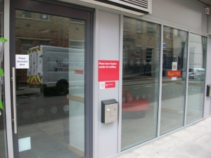 Royal Mail customer enquiry office moves to Hanson Street