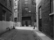 Alleyway.