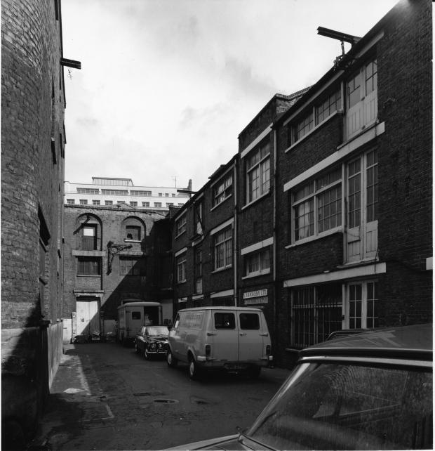 backstreet.