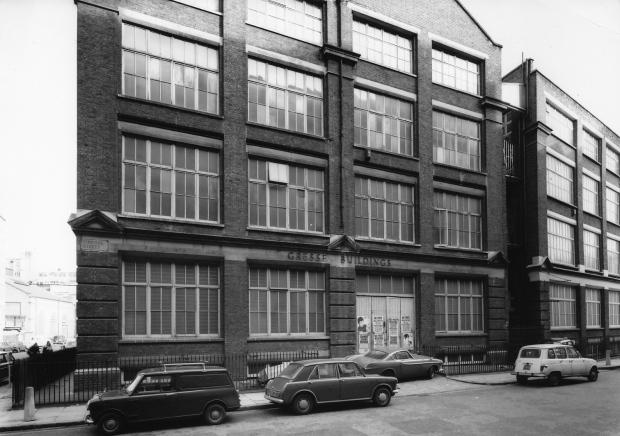 Gresse buildings.