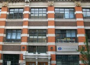 The Doctors Laboratory building.