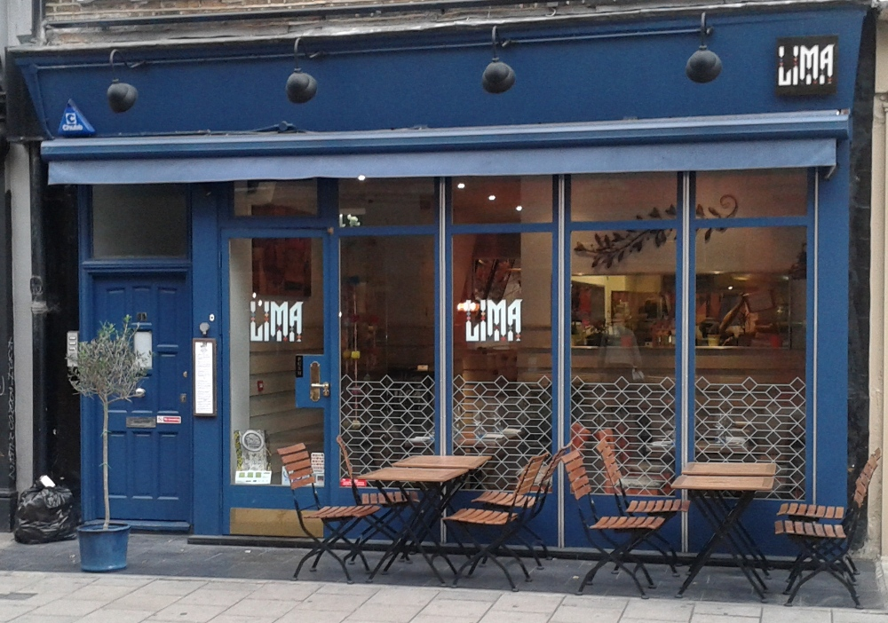 michelin recognises fitzrovia eateries in 2014 guide but
