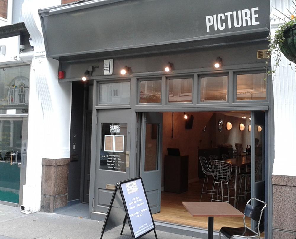 Barrica Restaurant Goodge Street