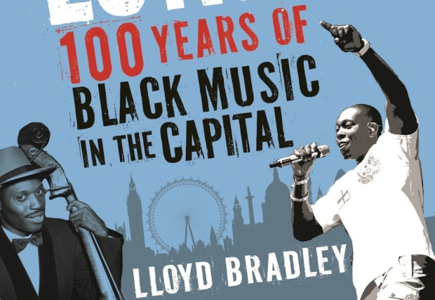 Cover of book with black musicians.