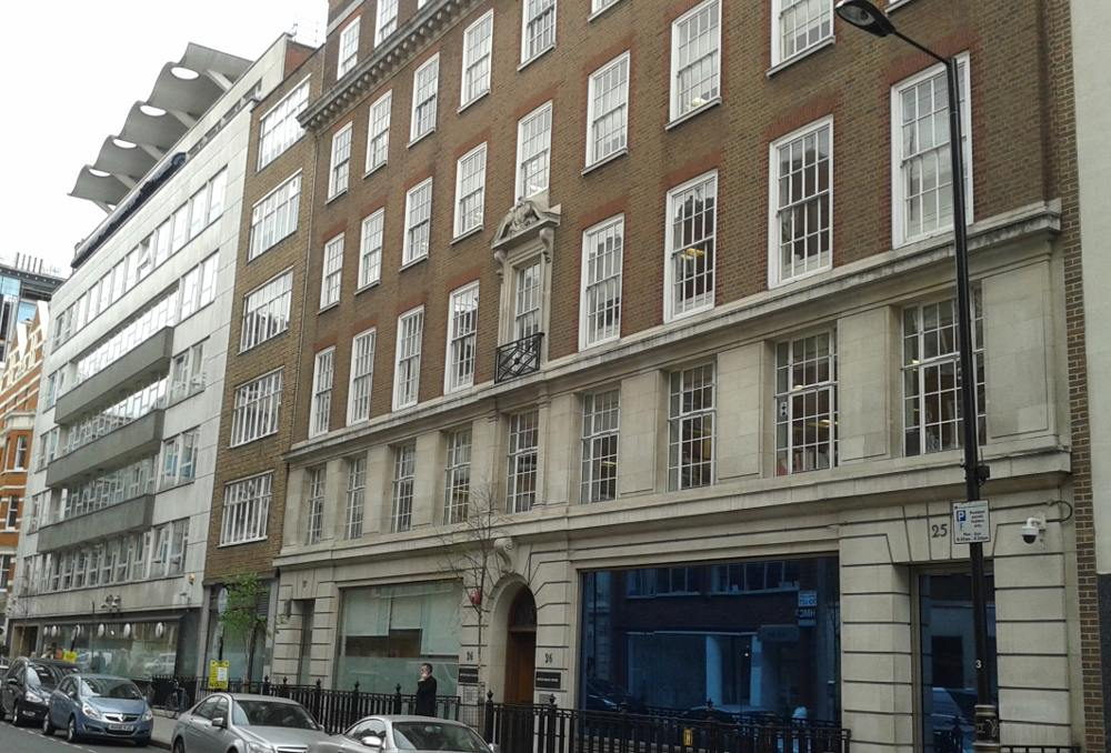 Building Association London