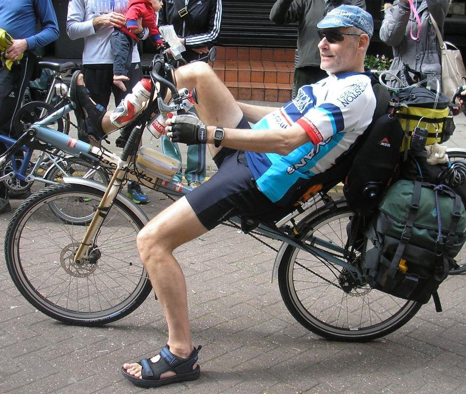 09d7ab31c27 Laid back cyclist sets off on round the world ride – Fitzrovia News