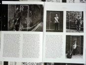 Pages from magazine.