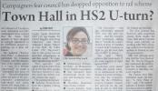 Article in newspaper.