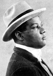 photo of Sidney Bechet.