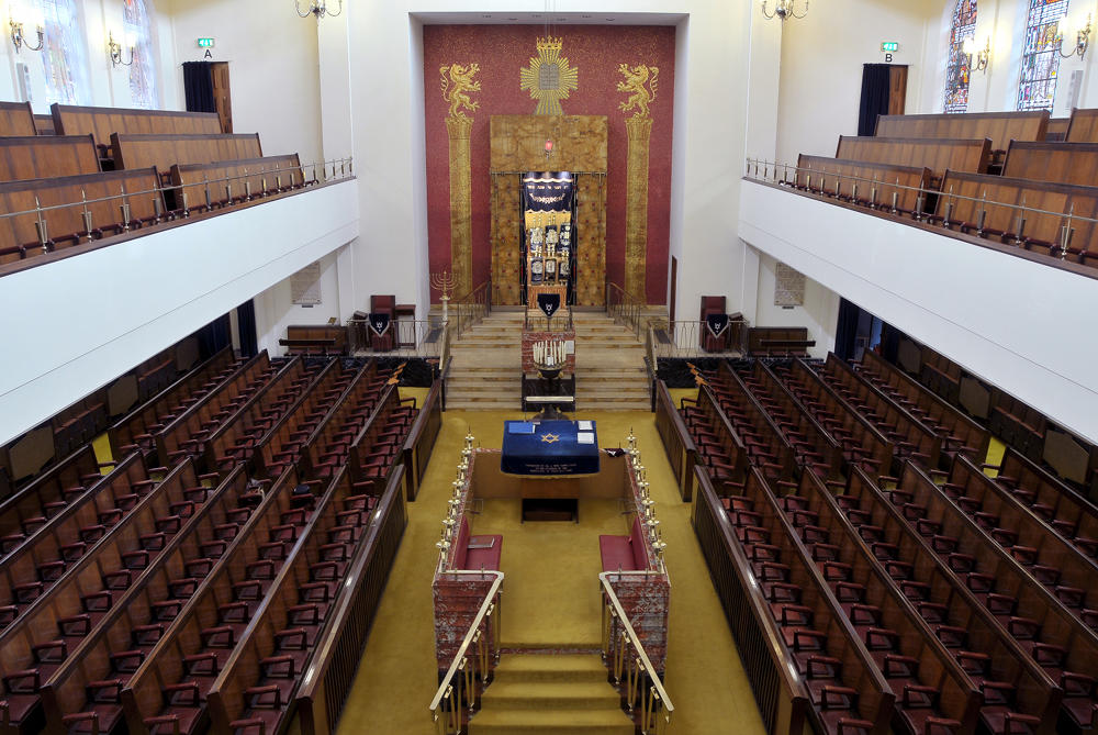 Synagogue promotes itself as a concert venue for a wider