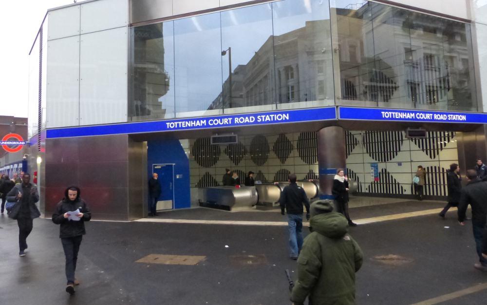 Tottenham Court Road Escape Room Dentist