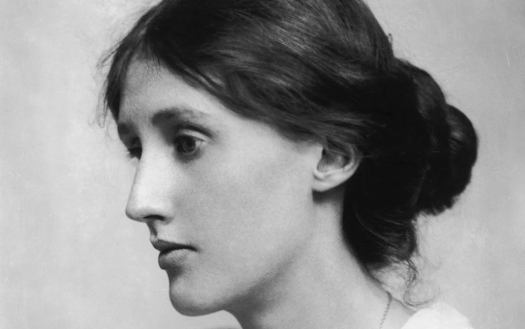 Photograph of Virginia Woolf (nee Stephen).