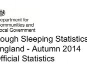cover of rough sleepers report.