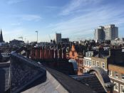 Fitzrovia West skyline.