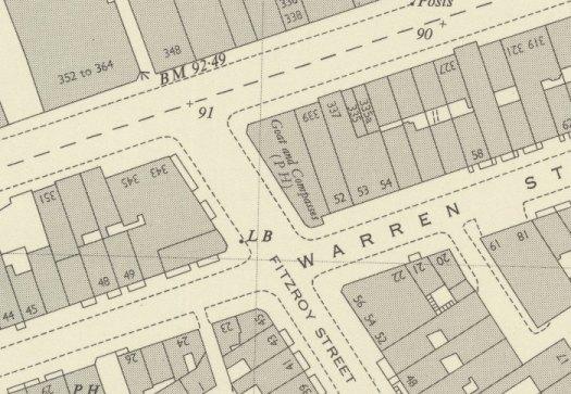 1951 map.
