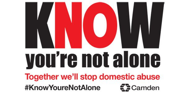 Culture Of Violence >> Camden campaigns to stop domestic violence and abuse – Fitzrovia News