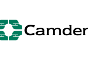 Camden Council logo.