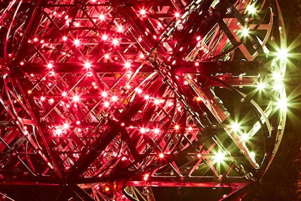 Light installation.