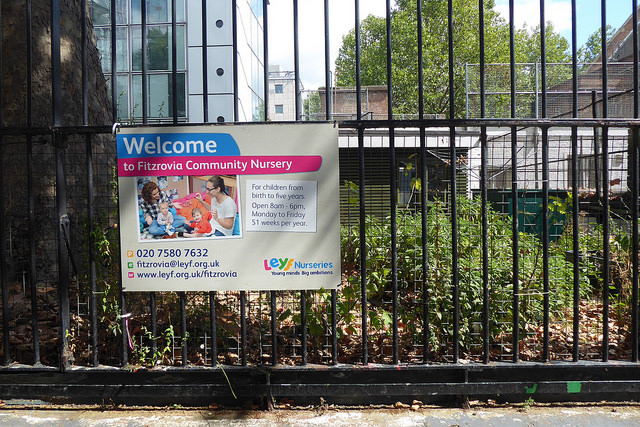 Building New Nursery In Gosport