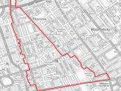 Fitzrovia West Neighbourhood Area.