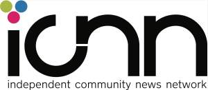 Logo of Independent Community News Network.