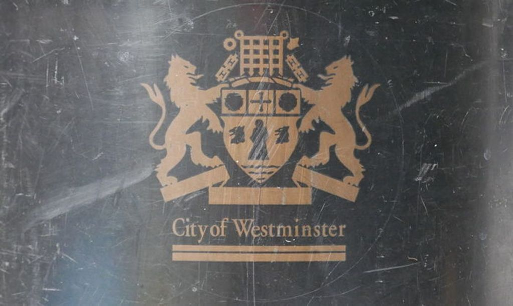 City of Westminster logo.
