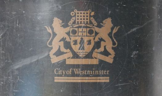 Westminster council logo.